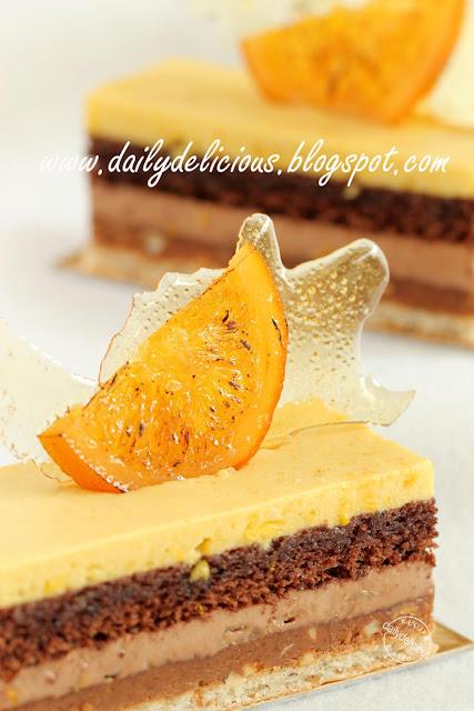 Recipe For Orange Chocolate Short Bread Cookies