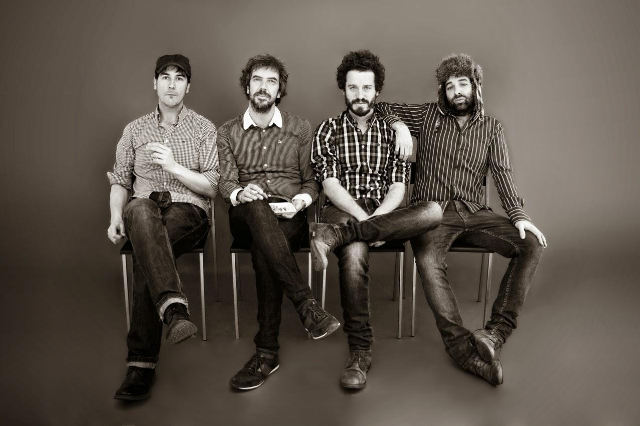 NIÑOS MUTANTES PUBLICAN EL FUTURO,su nuevo disco el 22 de Abril en digital