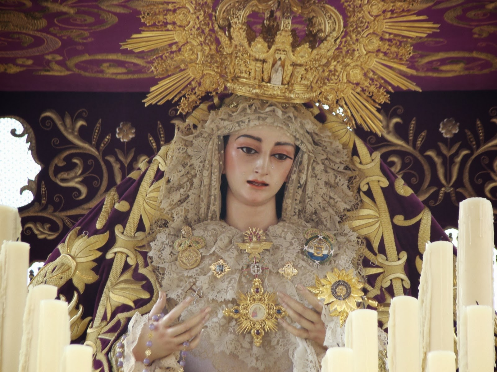 Vídeos del Mater Dei de Málaga