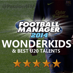Football Manager 2014 wonderkids