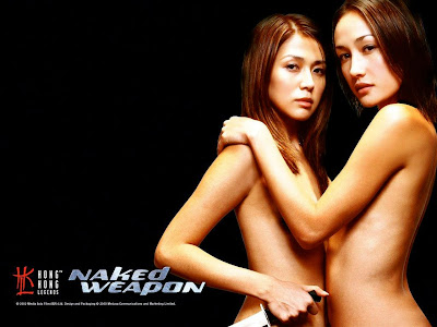Naked Weapon 2002 Wallpaper