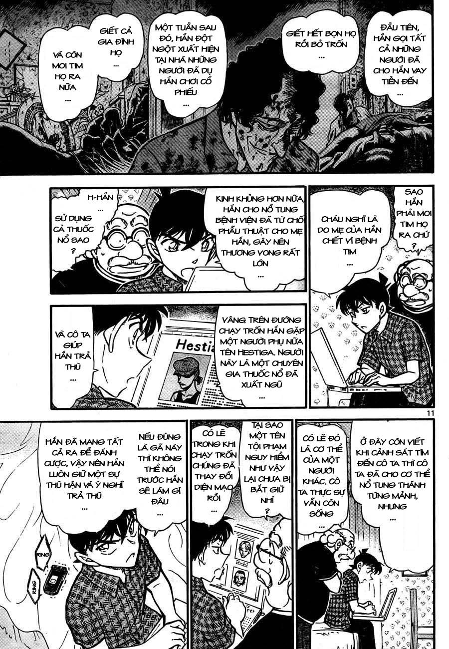 Detective Conan - Thám Tử Lừng Danh Conan chap 746 page 11 - IZTruyenTranh.com