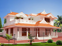 Evens Construction Pvt Simple And Modern Kerala Home