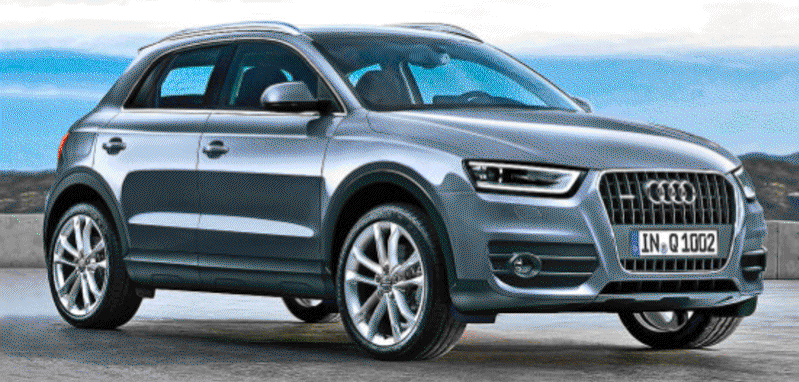 My Dreams Cars Audi Q4 2015