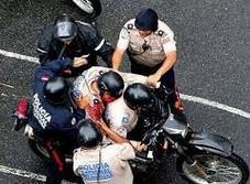 Polícias, Militares, Bomberos