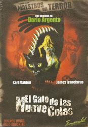El Gato de las Nueve Colas (Dir. Dario Argento)