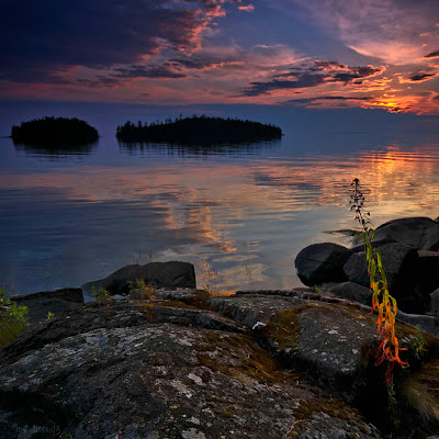 Valaam islands, Russia