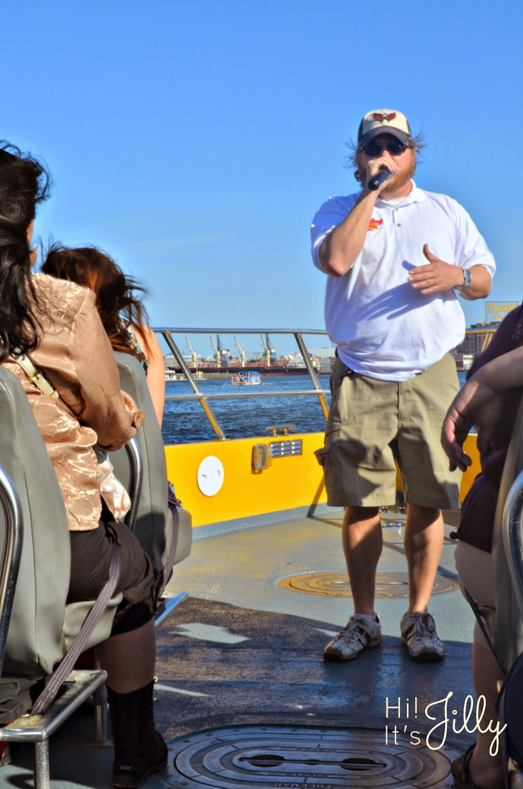A SeaDog Cruise is a perfect fun family activity! #vacation #baltimore #cruise #innerharbor