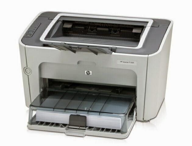 драйвер принтер hp laserjet p1505