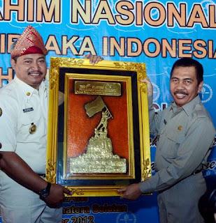 PPI Anugerahi Ishak Mekki PIN Bhakti Teratai Putra Indonesia