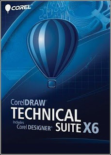 Download CorelDraw Technical Suite X6 SP1 x86/x64 baixar programa