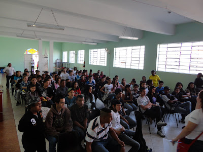 Encontro Diocesano e Missão da JM em Guarulhos/SP
