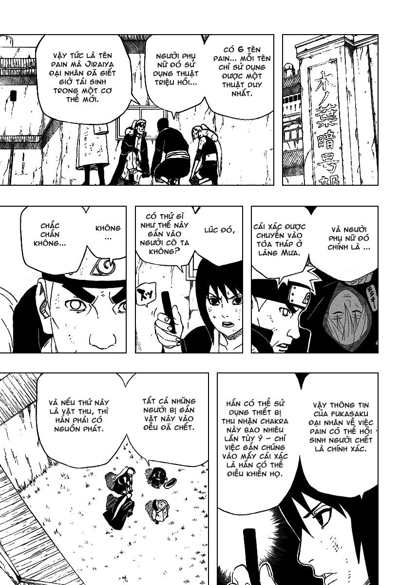 Naruto chap 428 Trang 13 - Mangak.info