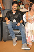 Akhil handsome looking photos gallery-thumbnail-1