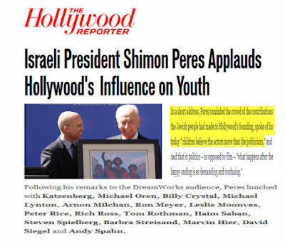 Jewish Influence in Hollywood