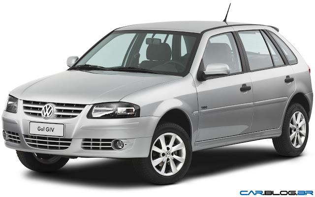VW Gol 2013 G4 Trend
