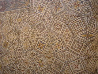 Mosaico romano.