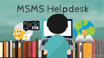 Marshall Simonds Middle School Help Desk
