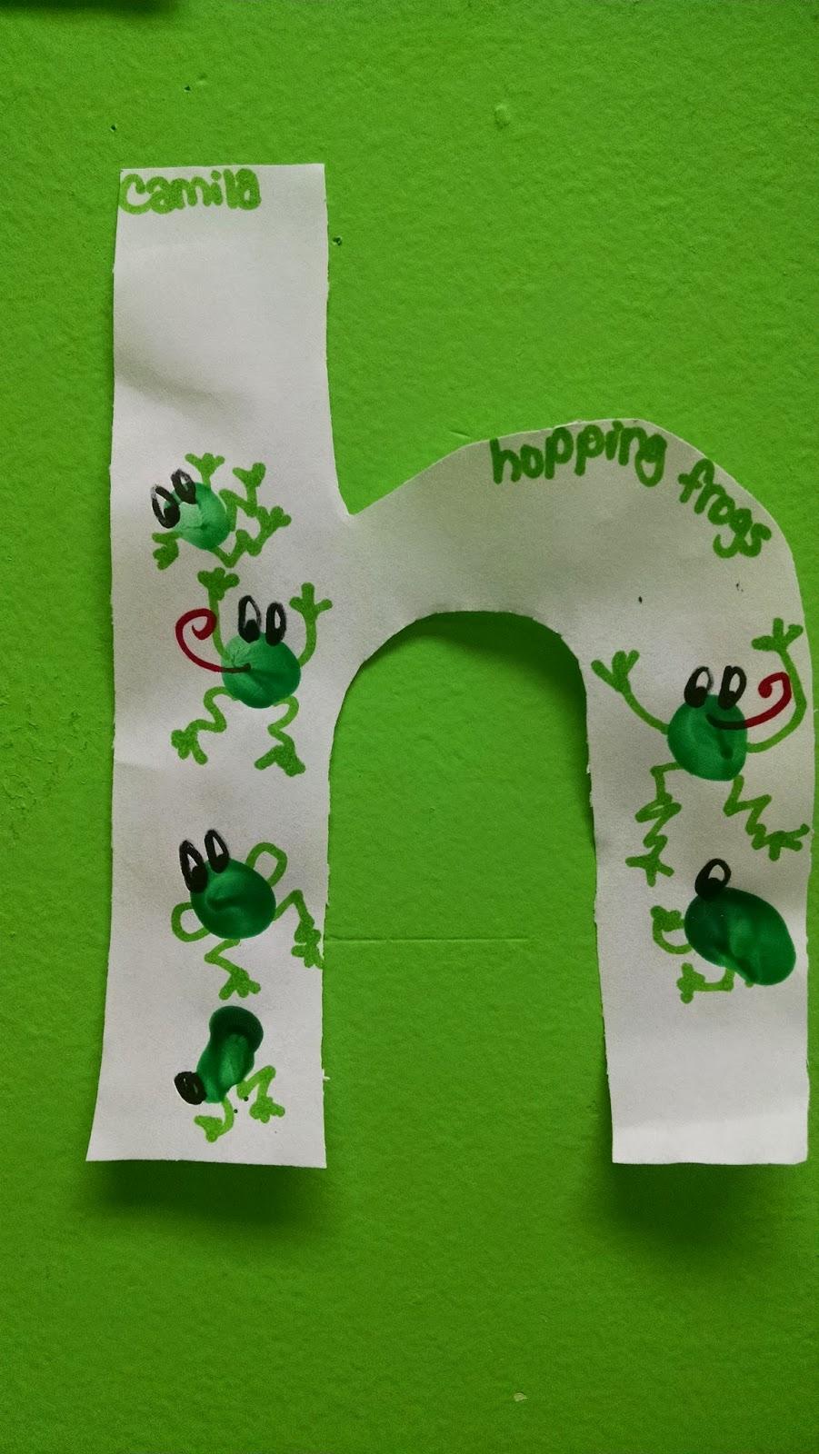 letter h daycare