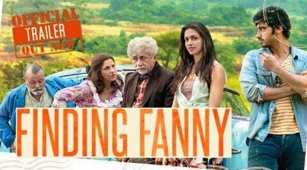 Finding Fanny (2014) Theatrical Official HD Trailer