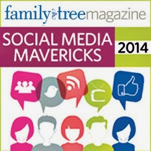 Top Genealogy Social Media Mavericks