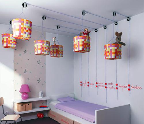 Las ideas m s geniales para ti y para tu casa ideas - Cestas para guardar juguetes ...
