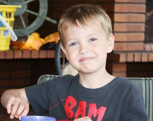 Isaac (5 years)