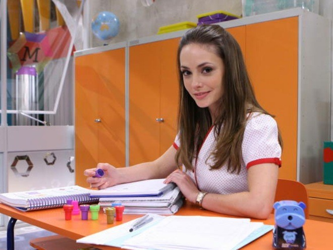Professora Helena De Carrossel Diz Sonho Em Conciliar Cinema E Tv