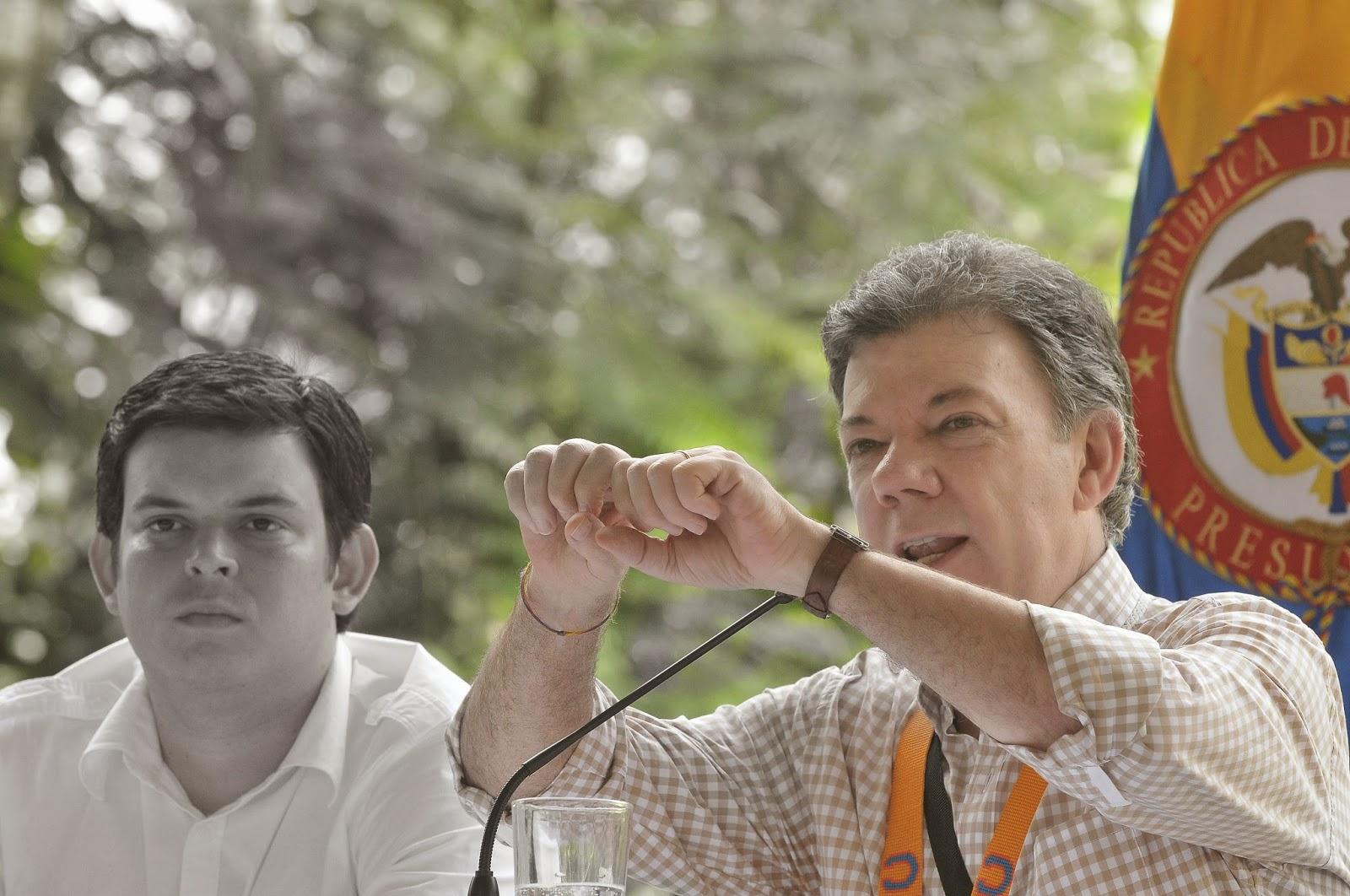 Juan Manuel Santos Economía