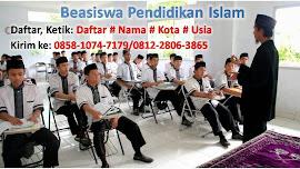 BEASISWA PENDIDIKAN ISLAM