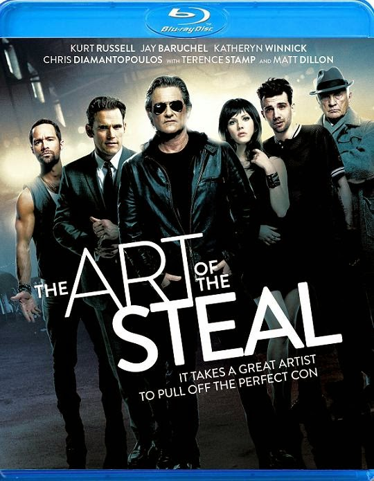 Solo Audio Latino The Art Of The Steal (El Arte del Robo)(2013) AC3 5.1 ch 248MB