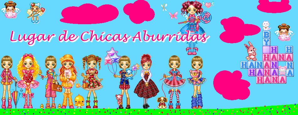 Lugar de Chicas Aburridas