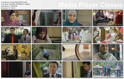 Tentang Aku: Sinopsis Telemovie 'Cinta Halal'