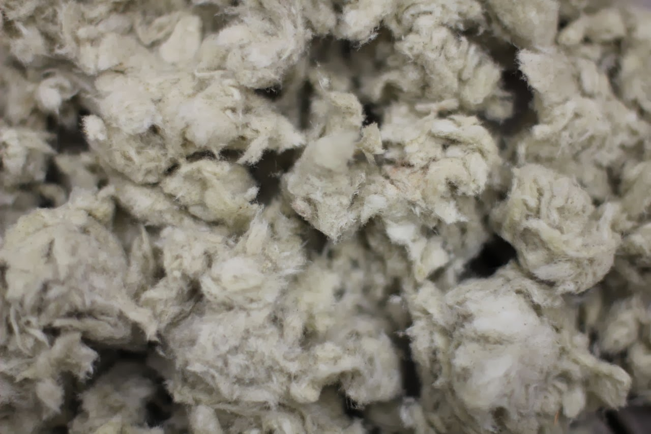 Loose Mineral Wool Insulation