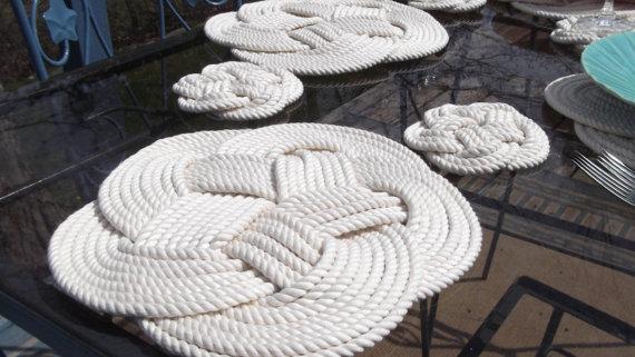 Holiday Nautical Rope