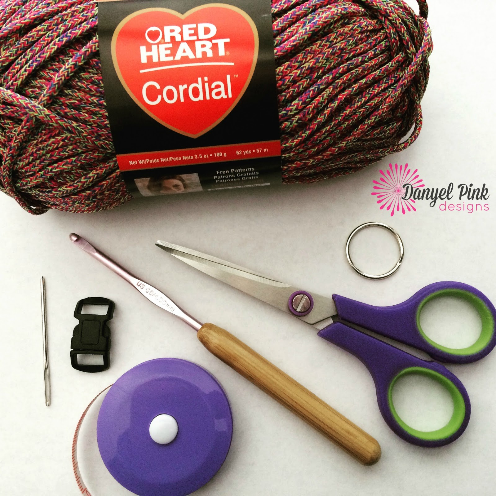 Danyel Pink Designs: CROCHET PATTERN - Cordial Pet Collar