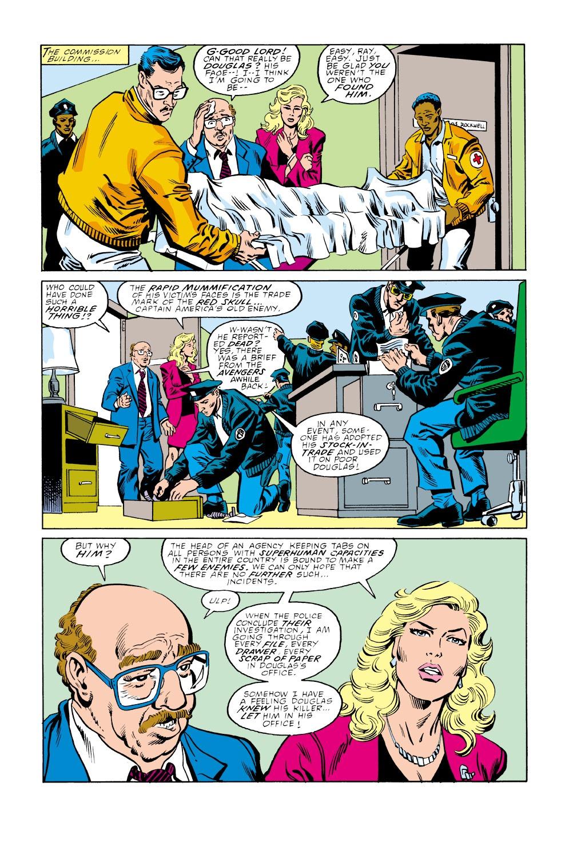 Captain America (1968) Issue #350 #282 - English 28