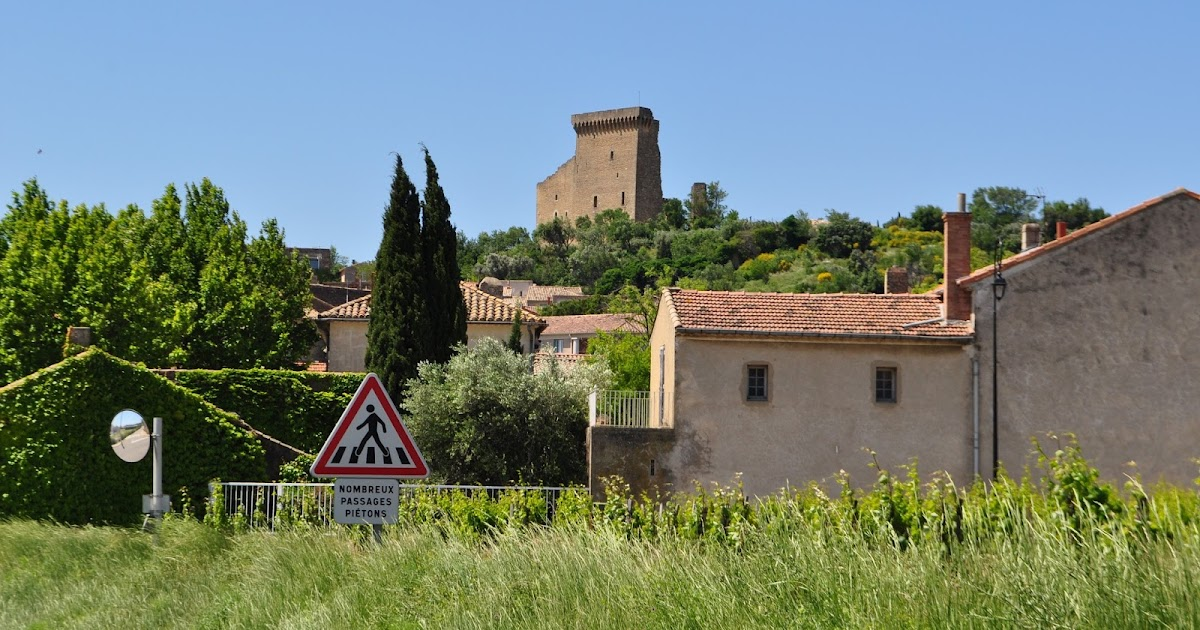 Our House In Provence A Visit To Ch 226 Teauneuf Du Pape And