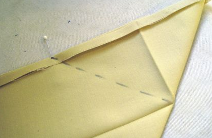 How to Miter Perfect Corners-Sew Easy!