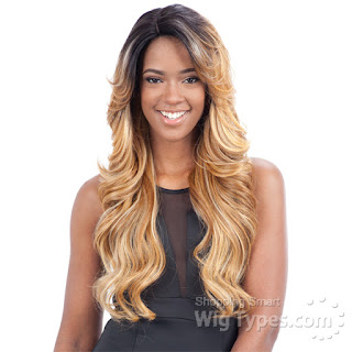 Freetress Mizzy Lace Front Wig (Deep Invisible Part) pic