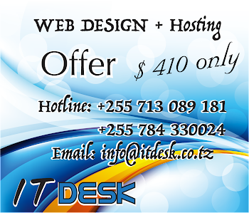 Websit Design + Hosting