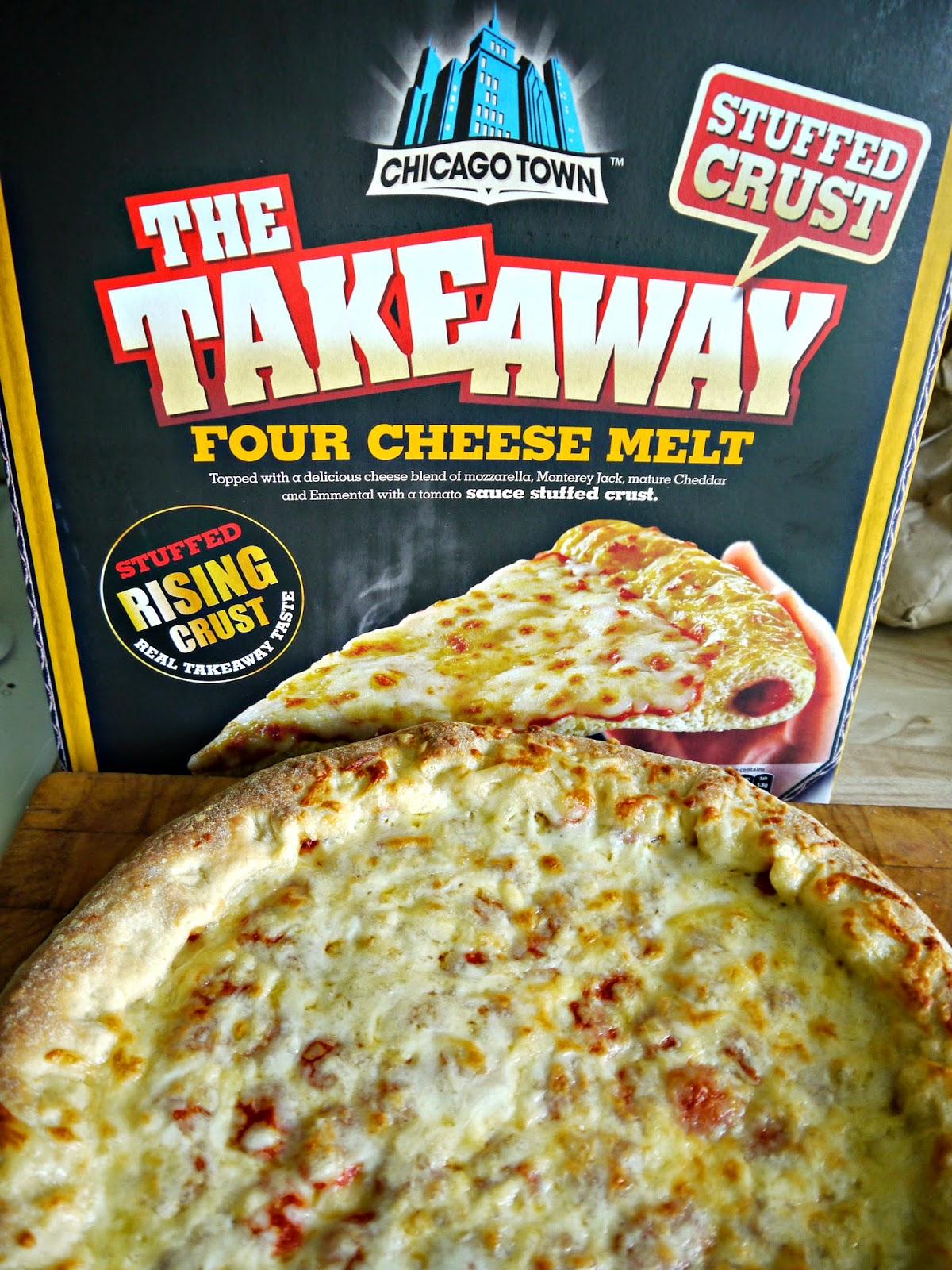 Chicago Town Takeaway Pizza