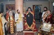 Τα Κρύα Ιτεών της Πάτρας τίμησαν την Μνήμη του Αγίου Ιερομάρτυρος Χαραλάμπους