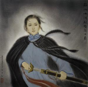 Qiu Jin, la rivoluzionaria