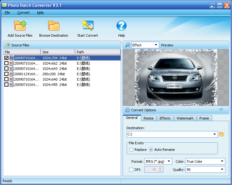 Photo Batch Converter 4.2.1