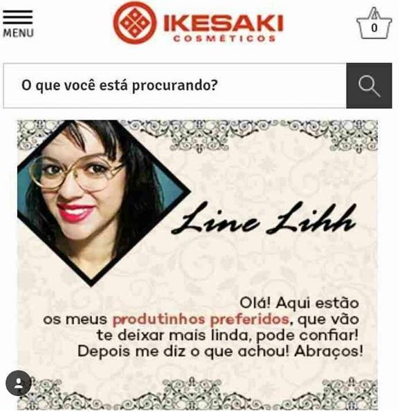 Lojinha Line Lihh