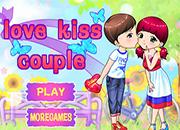juegos de besos Love Kiss Couple