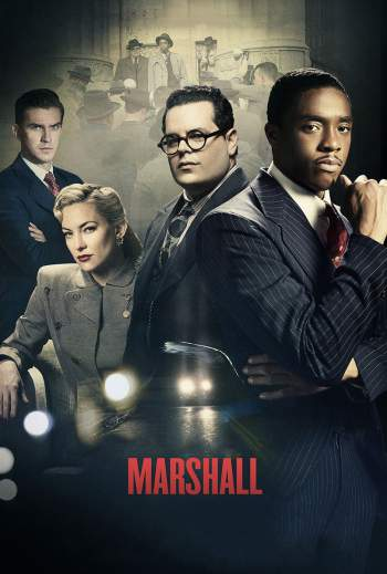 Marshall: Igualdade e Justiça Torrent – BluRay 720p/1080p Dual Áudio