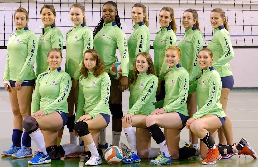 Equipe Junior 2015-2016