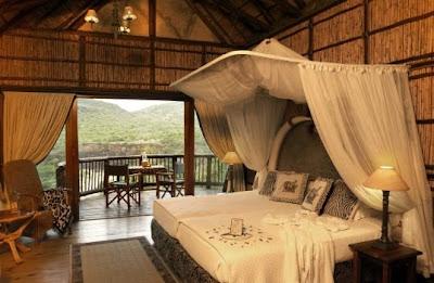 foto dormitorio romántico